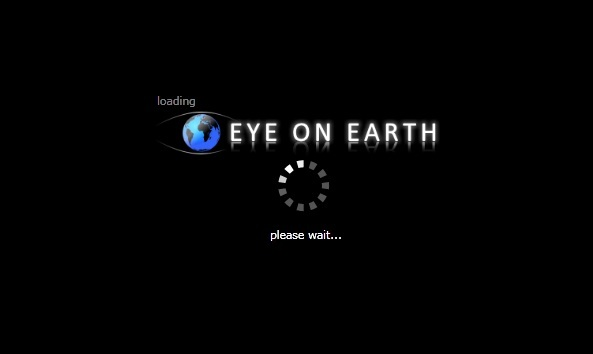 eye on earth caricamento